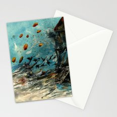 son miras Stationery Cards