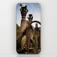 Sir Edward James Castle iPhone & iPod Skin