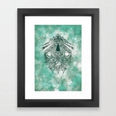Meditation | Framed Art Print