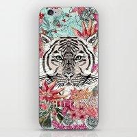 WILD THING iPhone & iPod Skin