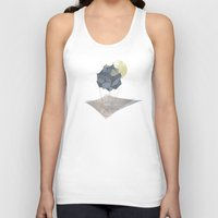 The Rock Of Humanity Unisex Tank Top