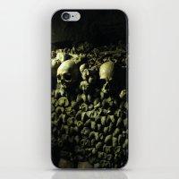 The Catacombs iPhone & iPod Skin