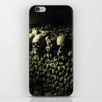 The Catacombs iPhone & iPod Skin