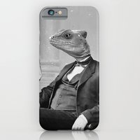 iPhone Cases featuring DR. LIZARD by Bakus