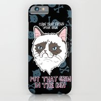 Grumpy Cat iPhone 6 Slim Case