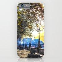 River Thames Path Waterc… iPhone 6 Slim Case
