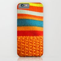 in woven color iPhone 6 Slim Case
