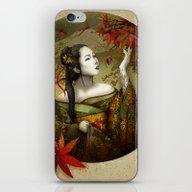 Momijigari [Maple Viewin… iPhone & iPod Skin