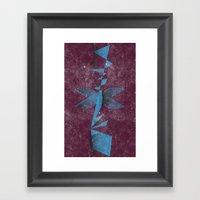 Abstars Framed Art Print