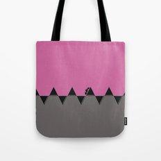 Pink Ant Tote Bag