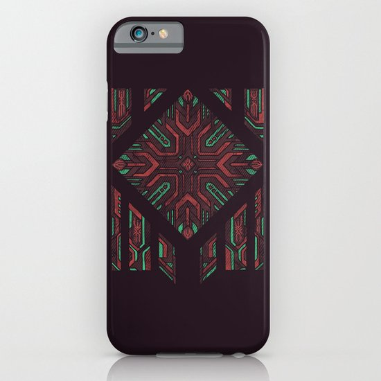 Compartmentalized iPhone & iPod Case