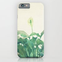 Peace Lily iPhone 6 Slim Case