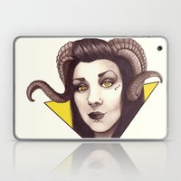Id - The Devil Is A Woma… Laptop & iPad Skin