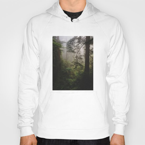 Foggy Forest Hoody