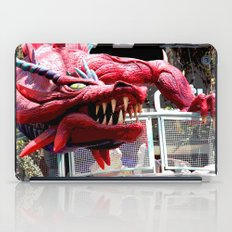Fire Breather  iPad Case