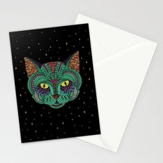 Intergalactic Cat Stationery Cards