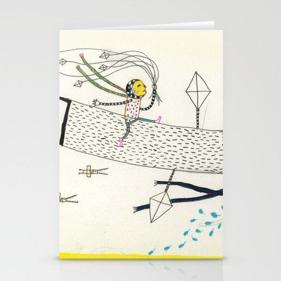 Tree Bird Stationery Card