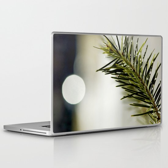 green. Laptop & iPad Skin