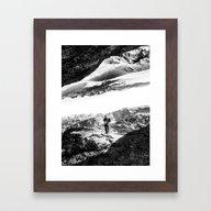 Return To Isolation Plan… Framed Art Print