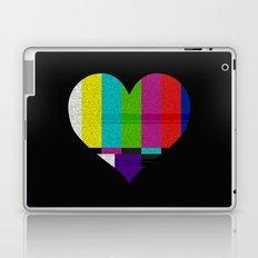 Heart TV Laptop & iPad Skin