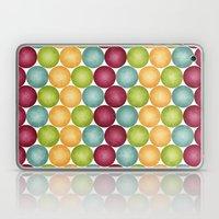 Polka Me Dotty! Laptop & iPad Skin