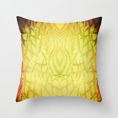 Challenge the Dragon Throw Pillow