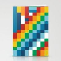 Fuzzline #5 Stationery Cards