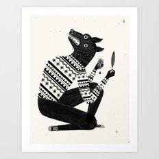 Afterlife Art Print