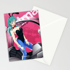 Bulma Stationery Cards