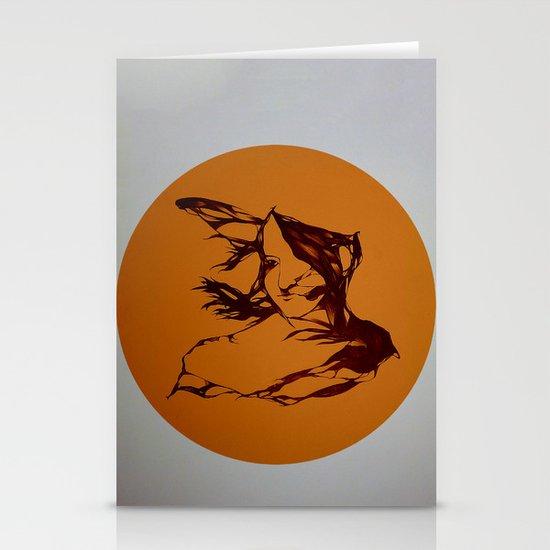 Gaia Stationery Card