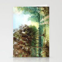The Forest Stationery Cards