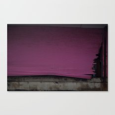 Pink Gate, After Sandy Canvas Print