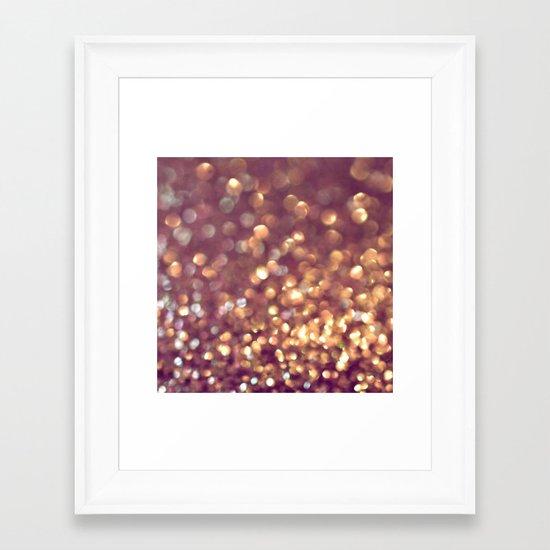 Mingle Framed Art Print