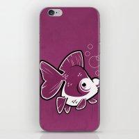 Moor Goldfish iPhone & iPod Skin