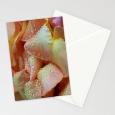 Gold Shimmer Stationery Cards
