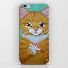 SHRIMP SUSHI iPhone & iPod Skin