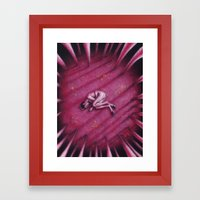 The Death Of Pan Framed Art Print