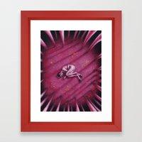 The Death Of Pan Framed Art Print