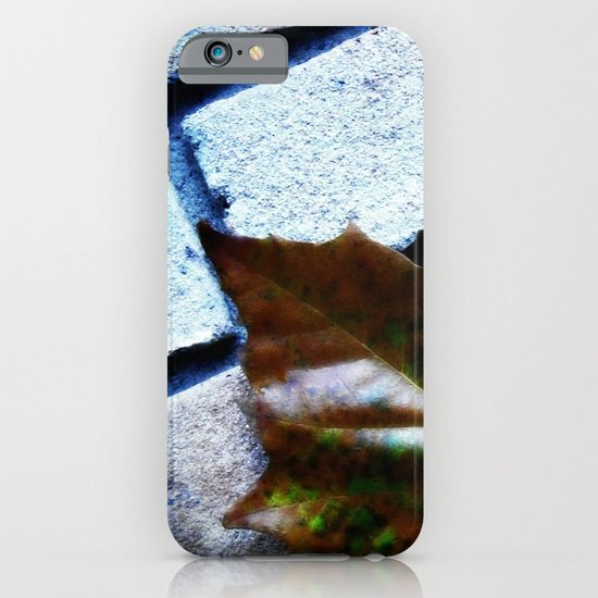 Against The Wall iPhone & iPod Case