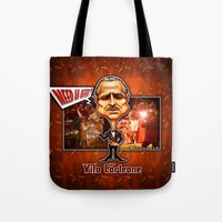 The Godfather concept! Tote Bag
