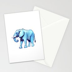 Elefante Blu Stationery Cards