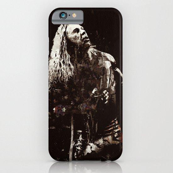 The Wrestler iPhone & iPod Case