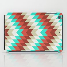 Snakeskin Chevron iPad Case