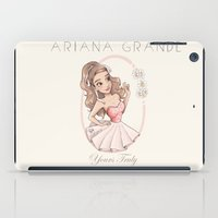Yours Truly iPad Case