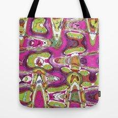 Funky Love Tote Bag