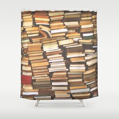 Read me! Shower Curtain