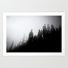 Trees Of The Field #1 Art Print