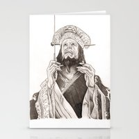 Lo Pan Stationery Cards