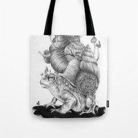 Mr. Toad Tote Bag