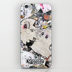 Two Sugar Monsters iPhone & iPod Skin